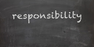 """""""Responsibility"""" -A Word Not Found in Your Bible"""