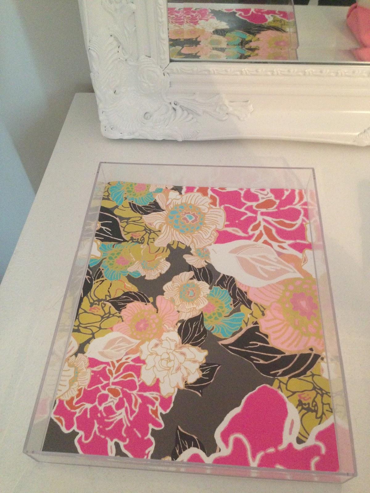 Bright Amp Bold Diy Wallpaper Dresser