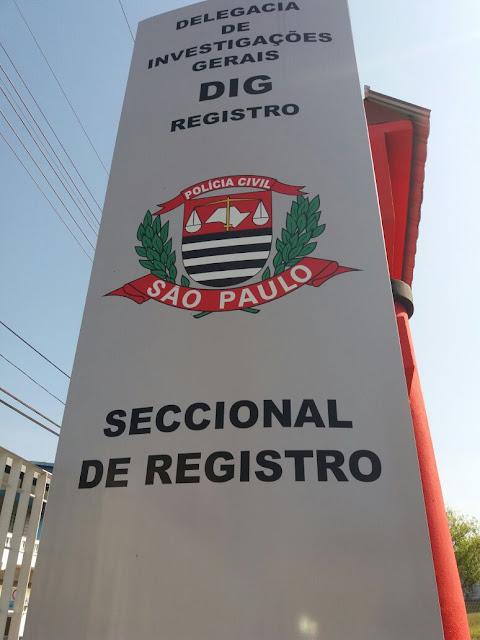 EQUIPE DA DIG DE REGISTRO RECEBE O PRÊMIO DE DESTAQUE POLICIAL DO DEPARTAMENTO