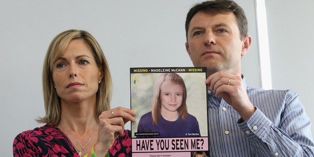 Madeleine McCann's parents will fight claims she 'died', they 'staged' her abduction to cover it up