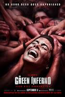 El infierno verde (2013) online y gratis