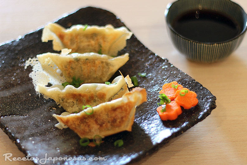 Recetas japonesas autenticas