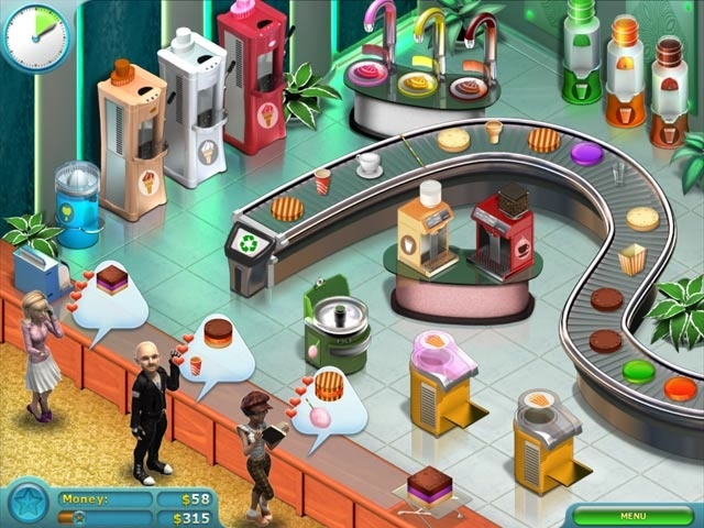 Cake Shop  Game Free Download My Play City
