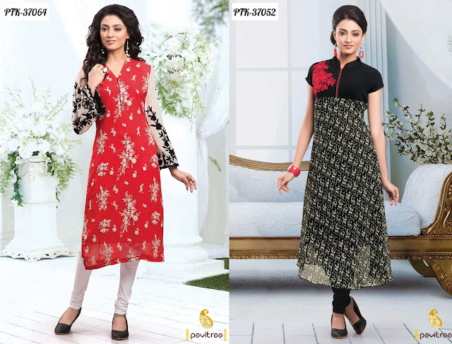 Party Wear Stylish Kurti