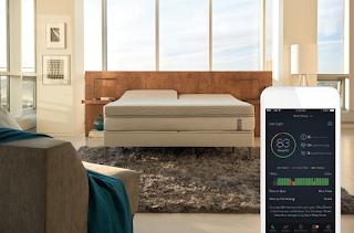 Смарт-кровать от компании Sleep Number