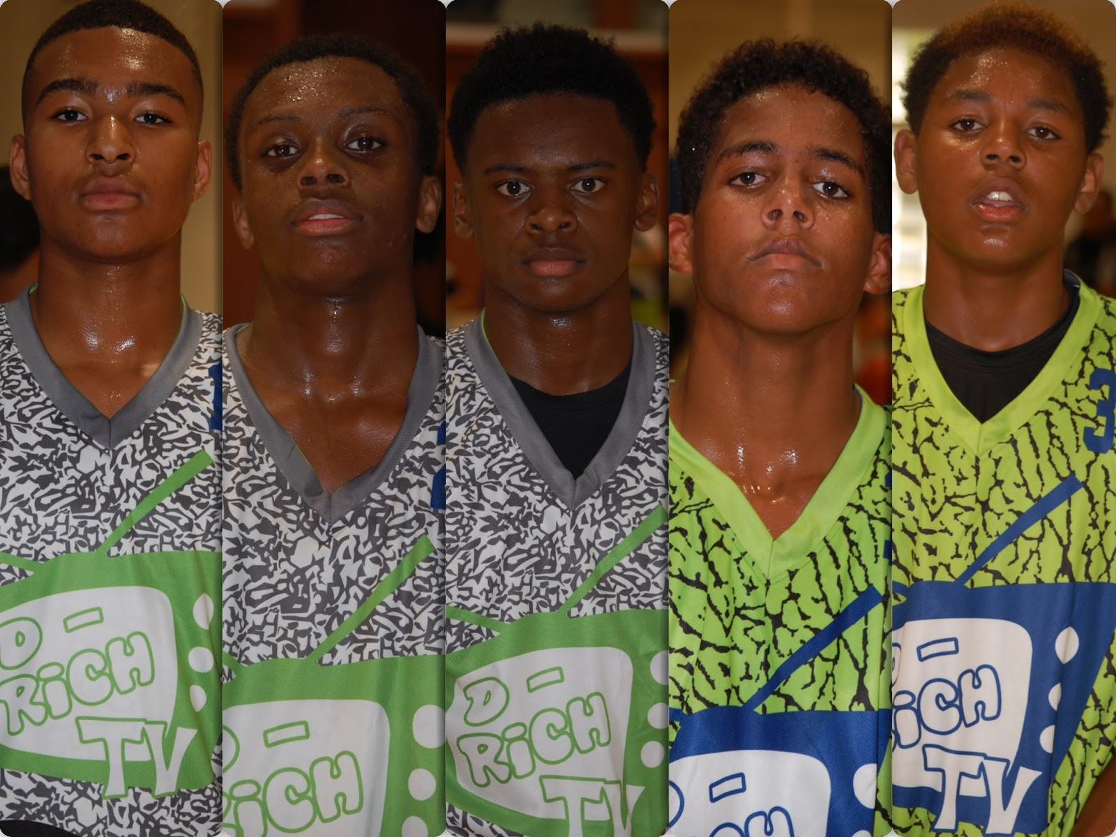 .: D Rich TV Camp Day One Standouts-Part 2