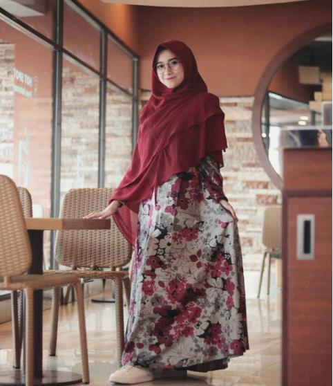 Model Baju Kerja Wanita Terbaru 2018 Style Hijab Dan Rok