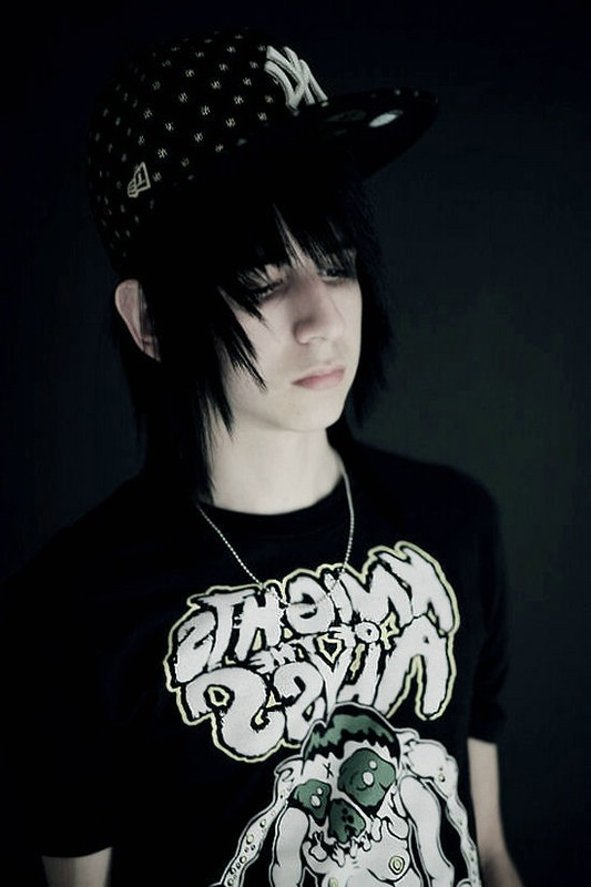 Emo guy wallpapers 500 collection hd wallpaper - Cool wallpapers emo ...