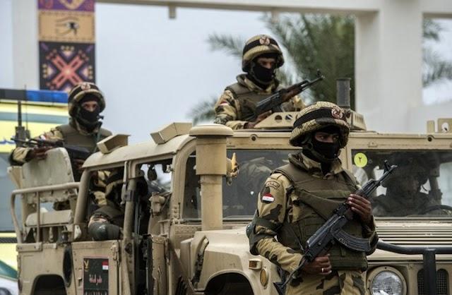 مصر : منع المصريين من دخول سيناء لمنع الارهاب - تقرير