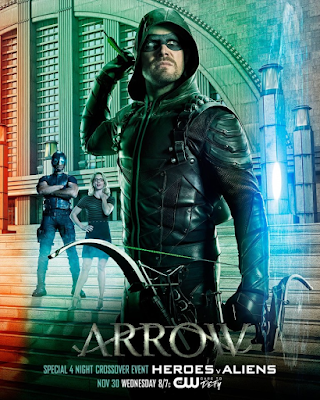 Arrow Temporada 5  720p Español Latino