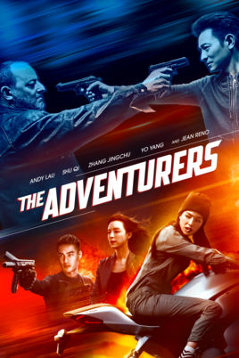 The Adventurers 2017 Dual Audio [Hindi – Chinese] 720p BluRay 850MB