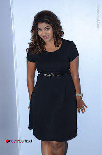 Tollywood Actress Geethanjali Thasya Latest Pos in Black Short Dress at Nanna Nenu Na Boyfriends Audio Launch  0012.JPG