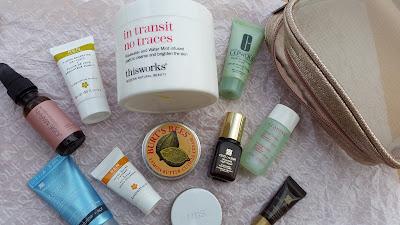 Skincare Travel Essentials - www.modenmakeup.com