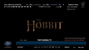Frequency Channel Top Cinema