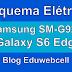 Esquema Elétrico Samsung SM-G925I - Manual de Serviço