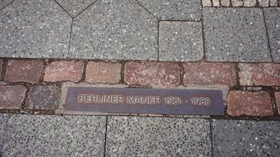 Marcas del Muro de Berlín