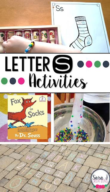 letter s collage pinterest