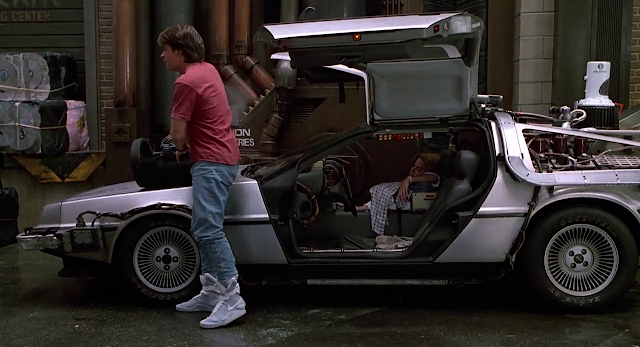 Back to the Future Part II (1989) Dual Audio [Hindi-DD5.1] 720p BluRay ESubs Download