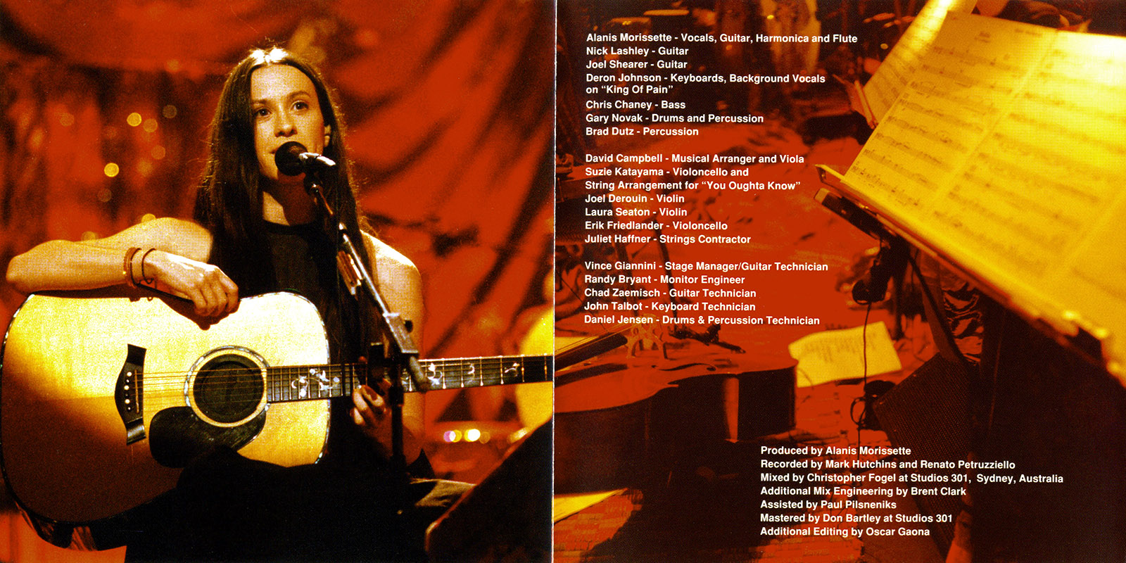 Alanis Morissette Albums: songs, discography, biography ...