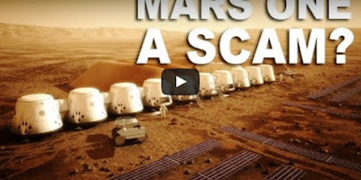 Is the Mars One mission the largest hoax in history?