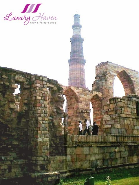 unesco world heritage site qutub minar tower review