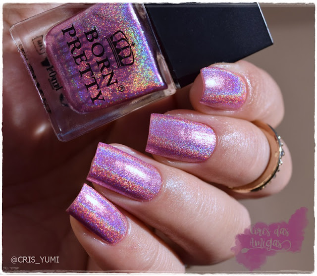 Born Pretty Store Magnificent Time Nailpolish