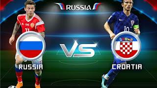 بث مباشر مباراه روسيا وكرواتيا اليوم 7-7-2018 دور ال8 كاس العالم يوتيوب رابط مباشر