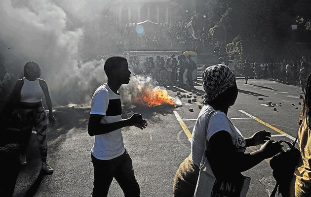 South Africa Ethiopia State of emergency over protests