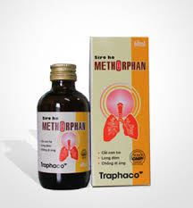 Siro ho methorphan của Traphaco