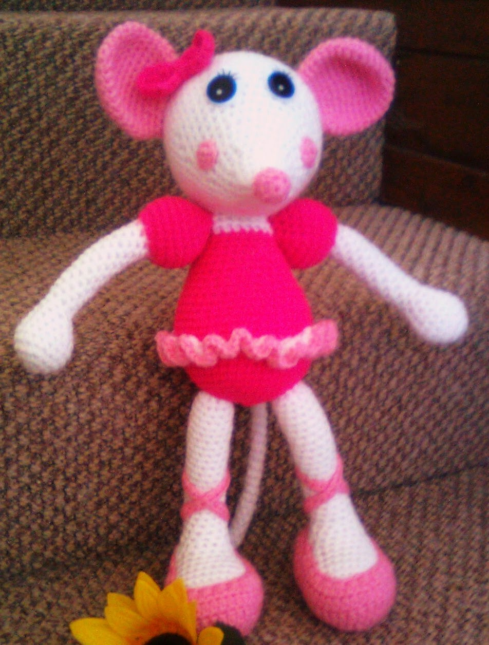 Hiir baleriin.Ballerina Mouse.