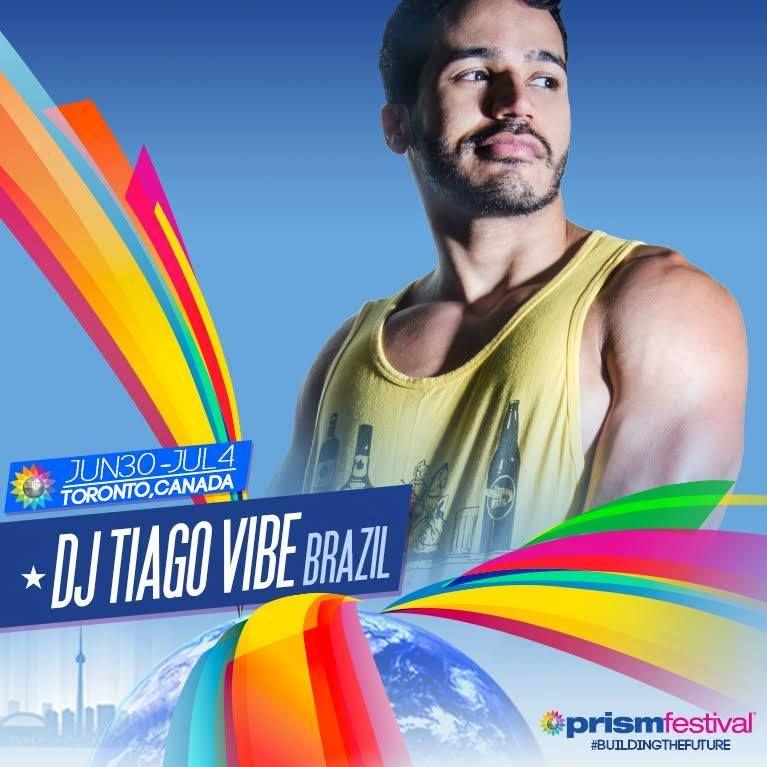 TIAGO VIBE - Prism Festival 2k16 Toronto (PromoSet)
