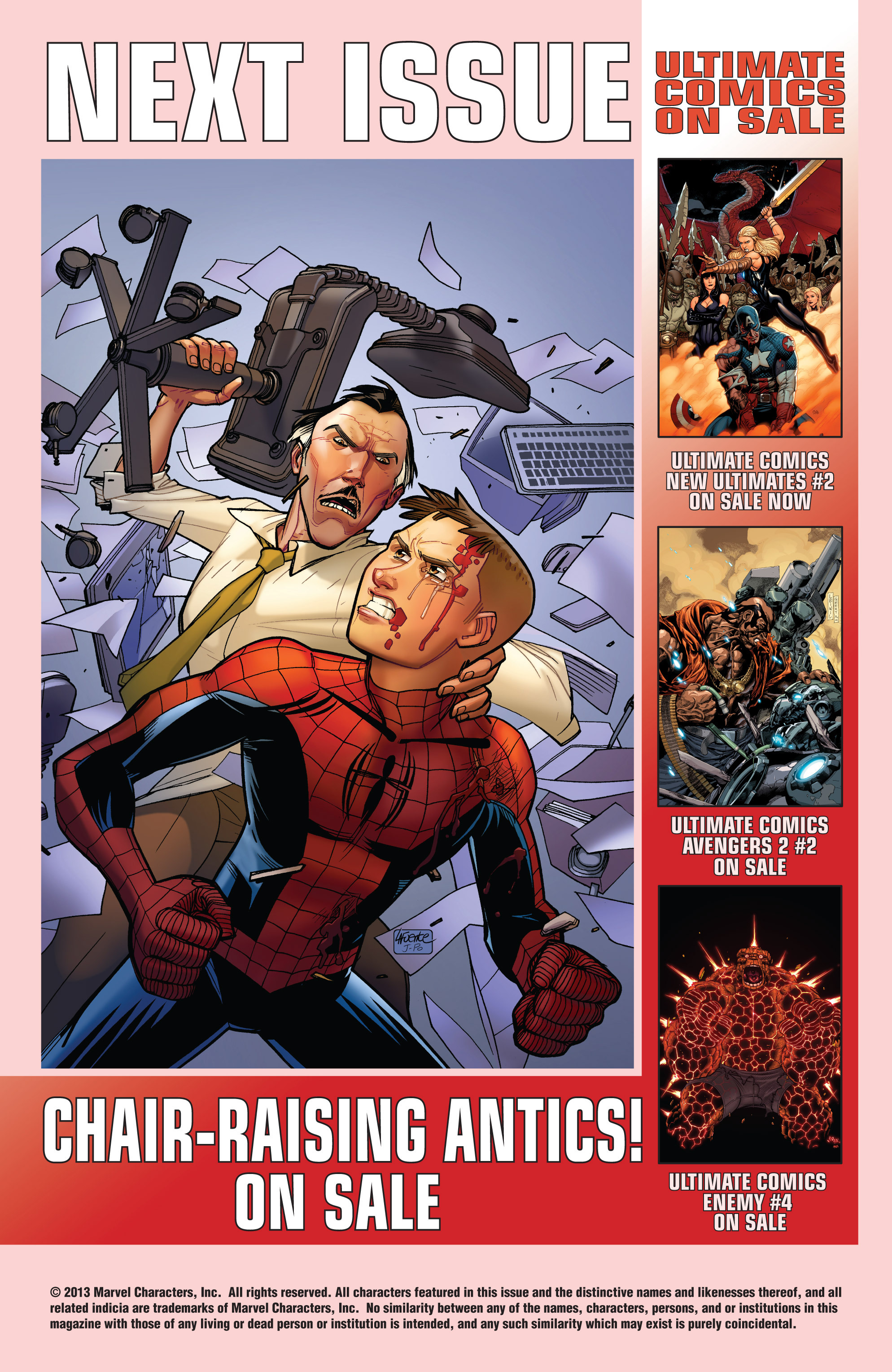 Read online Ultimate Spider-Man (2009) comic -  Issue #10 - 23