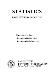 STATISTICS Notes: Books For Intermediate