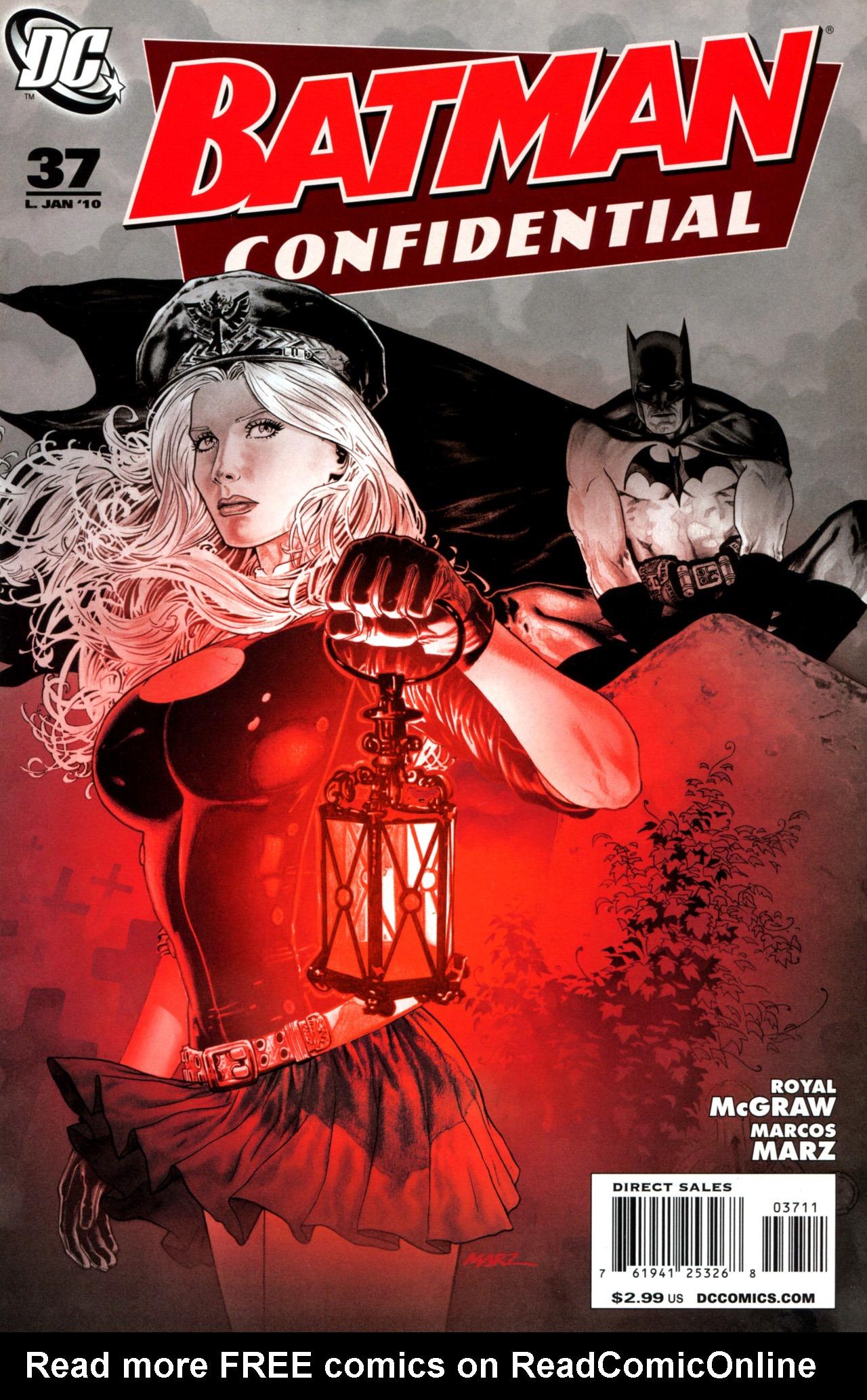 Batman Confidential Issue #37 #37 - English 1