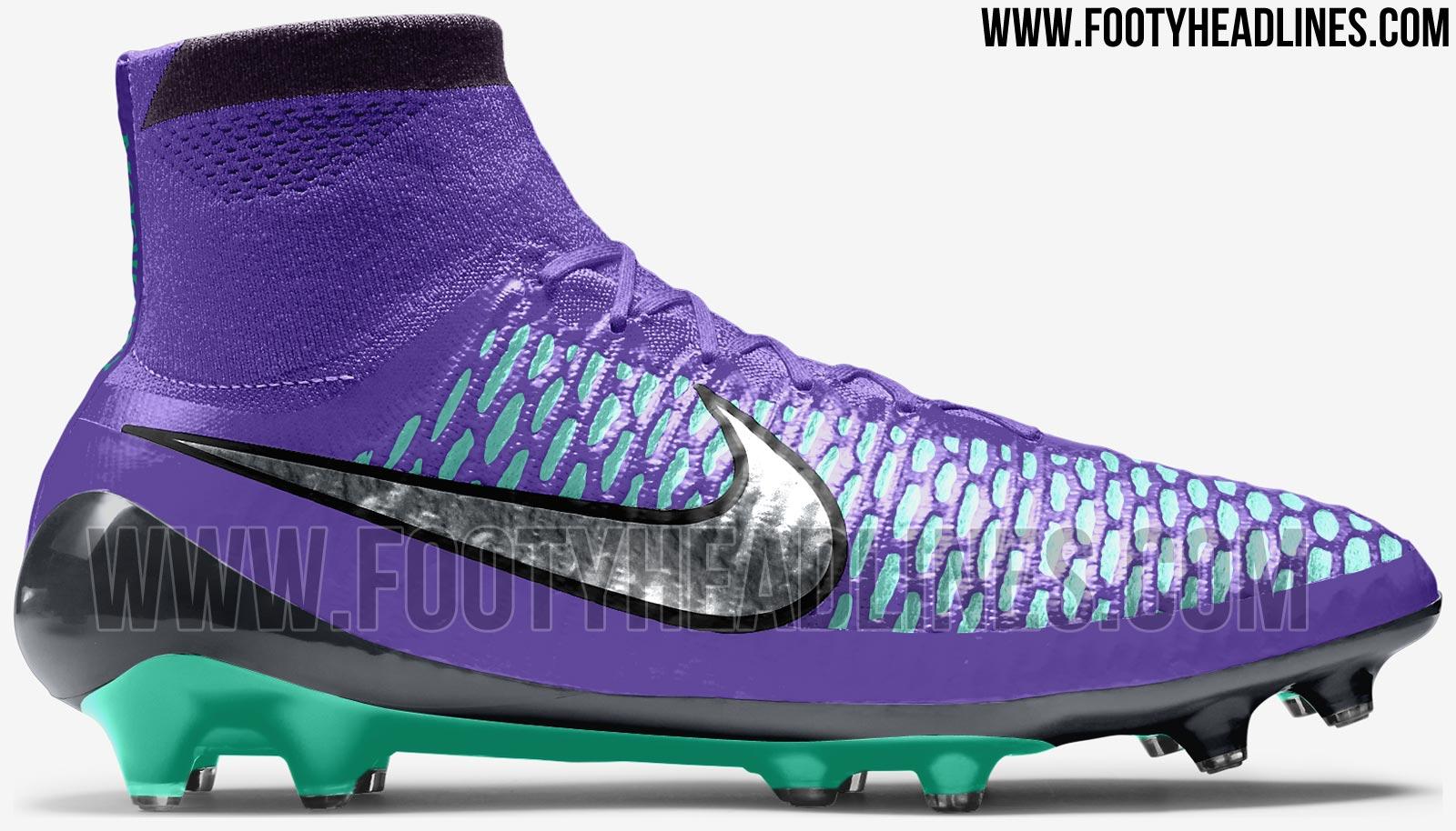 Purple Nike Magista Obra 2016 Boots Leaked ~ Muhamad Arie ...