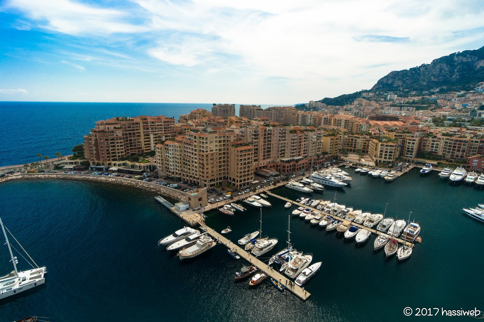 Fontvieille Harbor