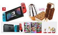 Logo Vinci Supermario 2018 : in palio 144 console Nintendo Switch + Super Mario