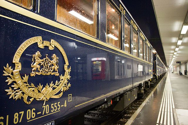 Orient Express Train Car