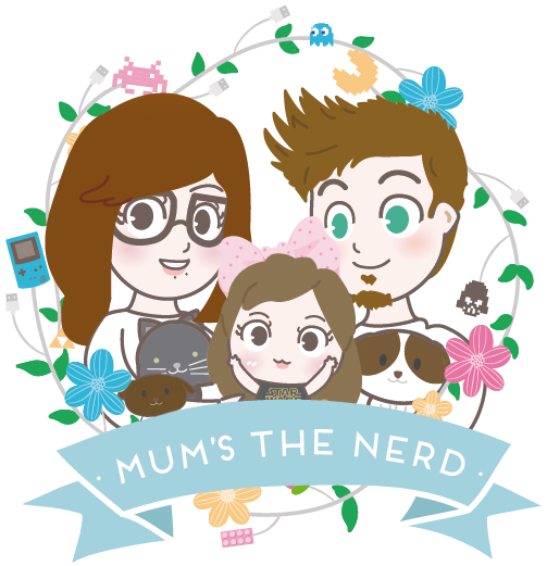 UK Blogger Mums The Nerd