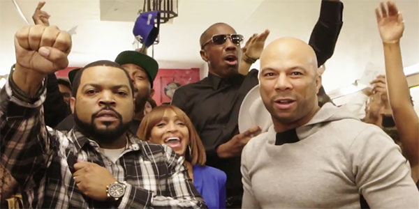 VÍDEO - Ice Cube & Common – Real People