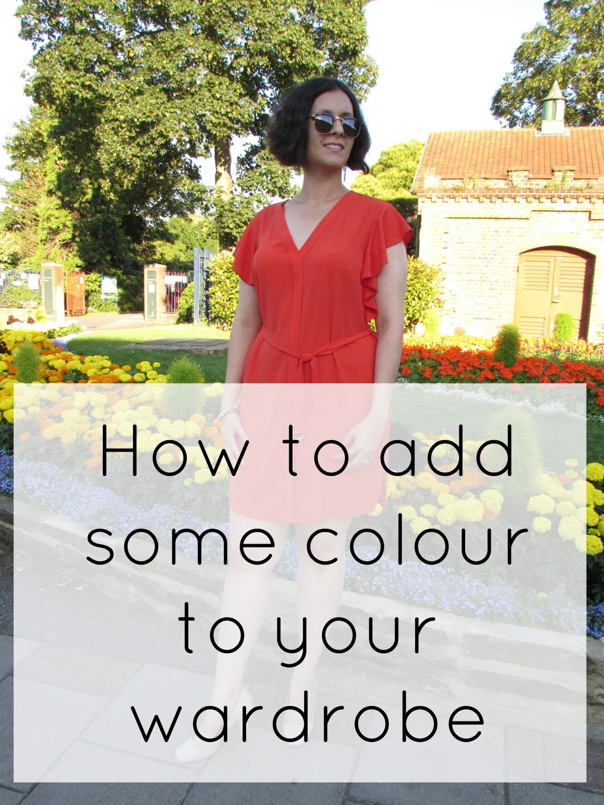How to inject some colour to your wardrobe
