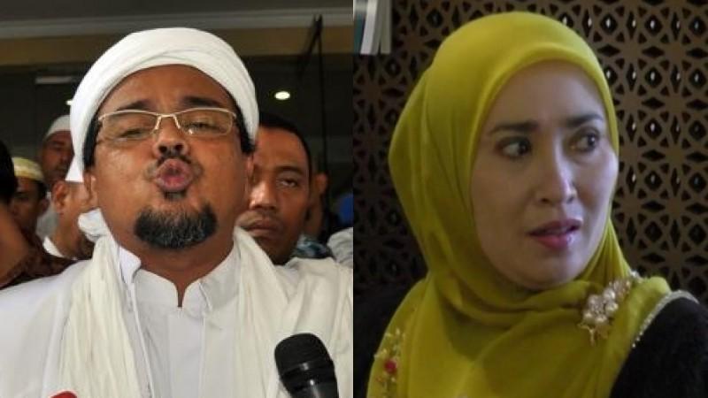 Rizieq dan Firza Husein