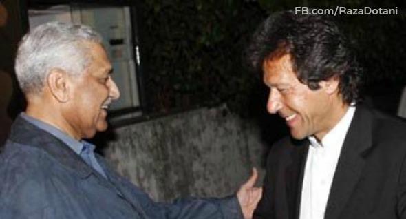 عمران خان کاسمیٹکس پالٹکس کرتے ہیں ' ڈاکٹر قدیر