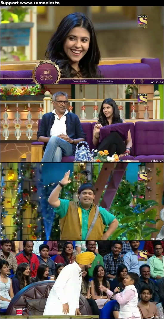The Kapil Sharma Show 15 July 2017 HDTV 480p 250mb