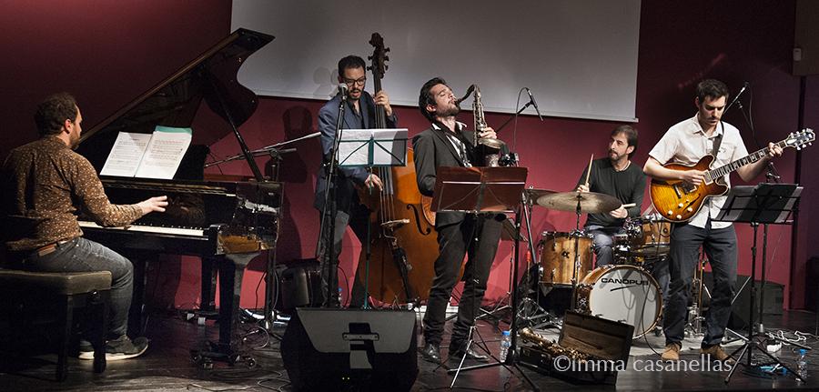 "Gabriel Amargant Quintet ""Plays Gershwin"", Auditori Vinseum, Vilafranca del Penedès, 18-juny-2016"