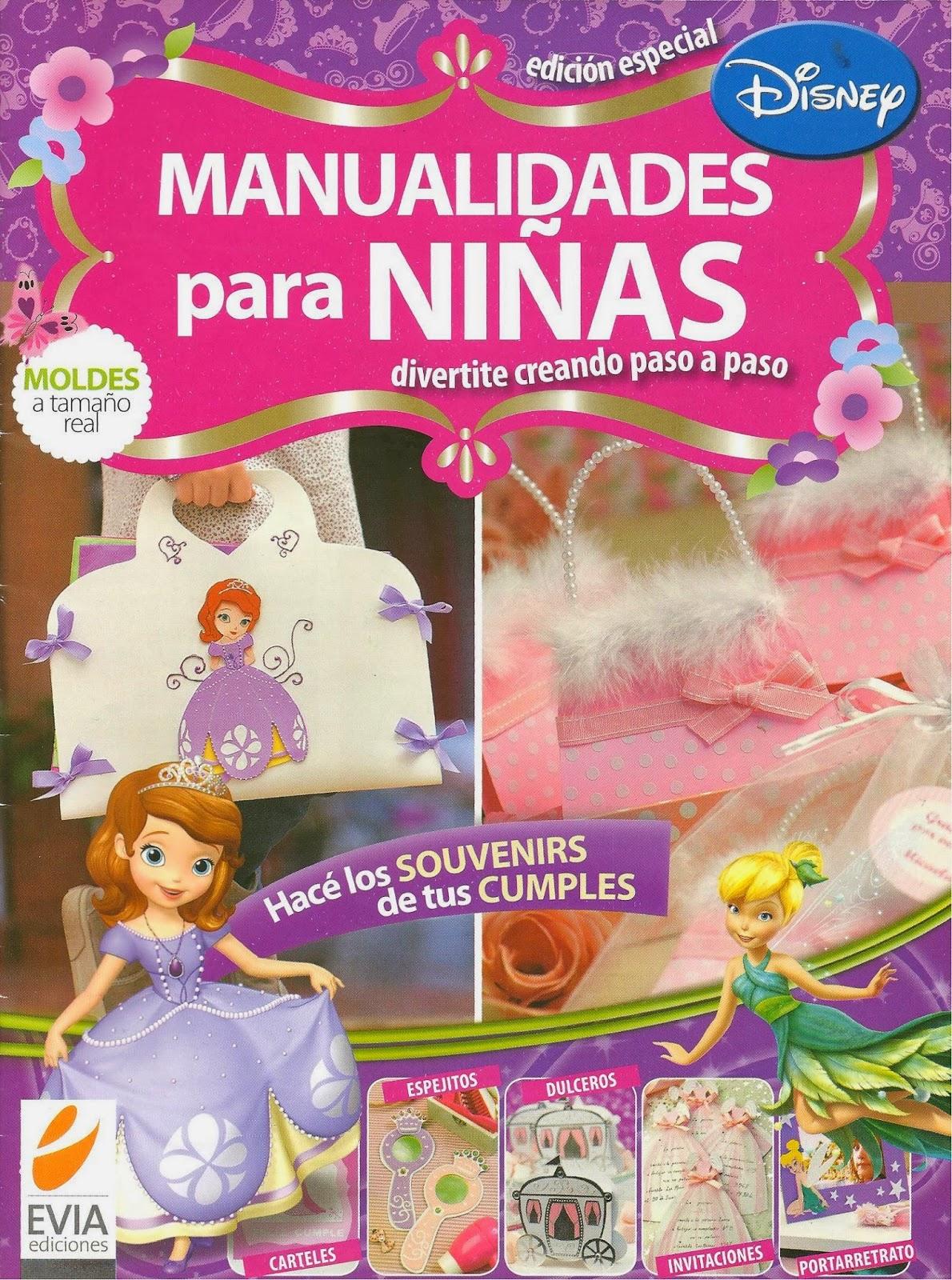 Revista Manualidades Para Ninas Revistas De Manualidades Gratis - Manualidades-nias