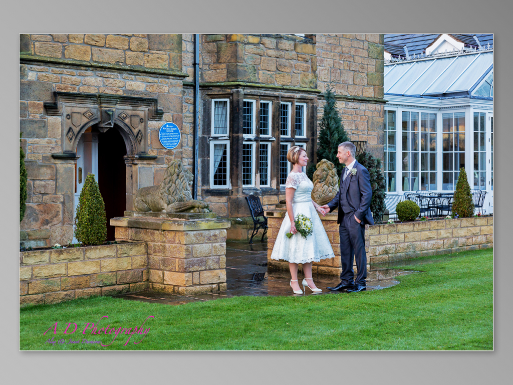 a d photography blog rogerthorpe manor hotel wedding