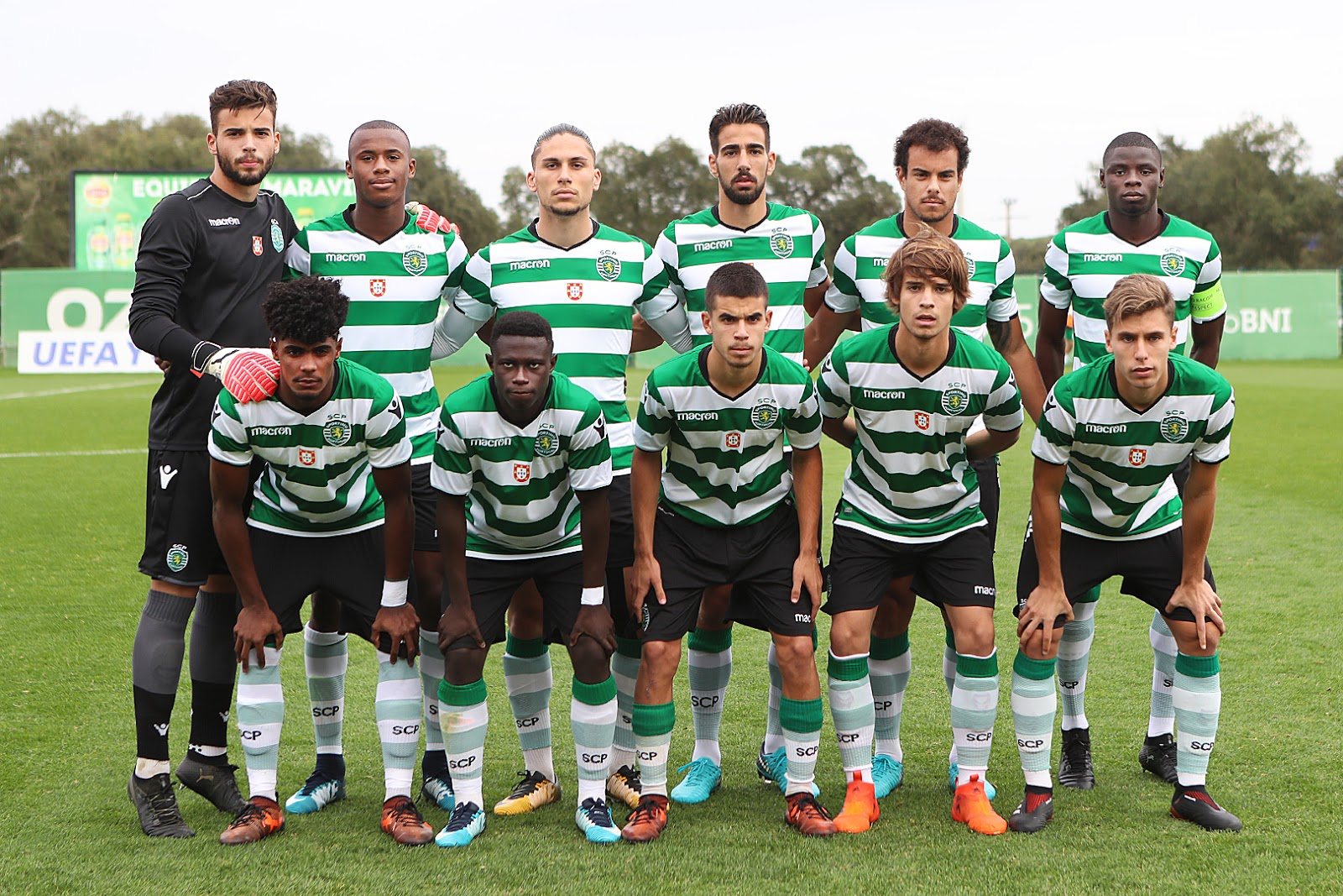Maillot Sporting CP Elves