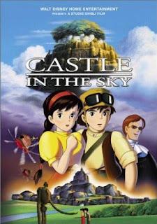 El castillo en el cielo(天空の城ラピュタ (Tenkū no Shiro Rapyuta))