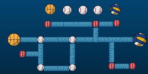 ejercicios de motricidad fina de implementos deportivos